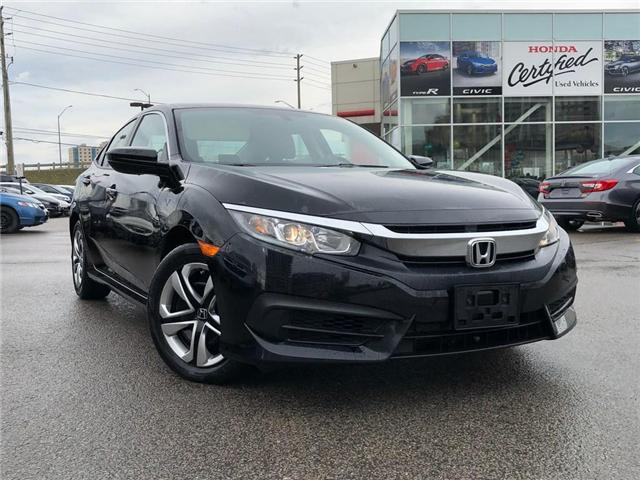 2017 Honda Civic LX (Stk: 190887P) in Richmond Hill - Image 1 of 14