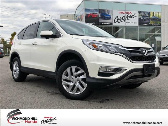 2016 Honda CR-V EX-L (Stk: 181644P) in Richmond Hill - Image 1 of 19