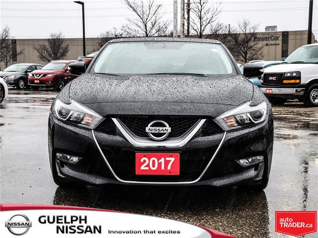 2017 Nissan Maxima  (Stk: I6811A) in Guelph - Image 2 of 24