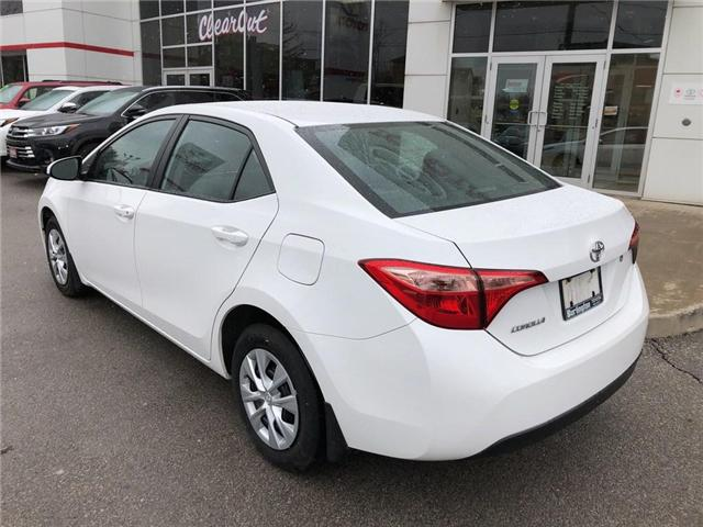 2017 Toyota Corolla CE (Stk: U10640) in Burlington - Image 3 of 18