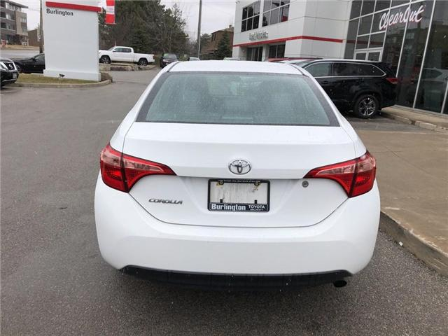 2017 Toyota Corolla CE (Stk: U10640) in Burlington - Image 4 of 18