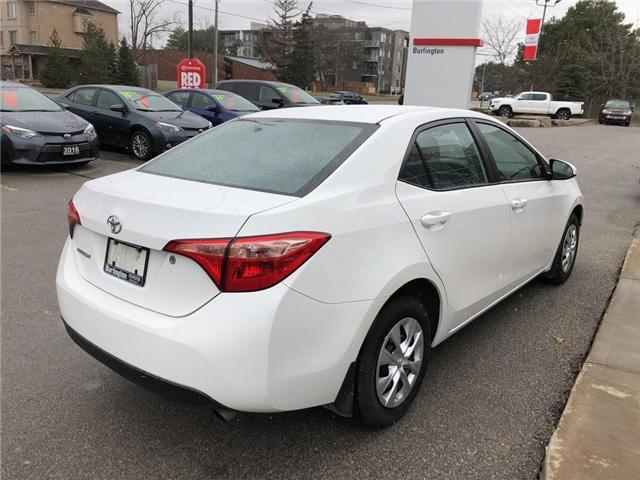 2017 Toyota Corolla CE (Stk: U10640) in Burlington - Image 5 of 18