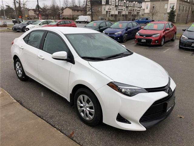 2017 Toyota Corolla CE (Stk: U10640) in Burlington - Image 7 of 18