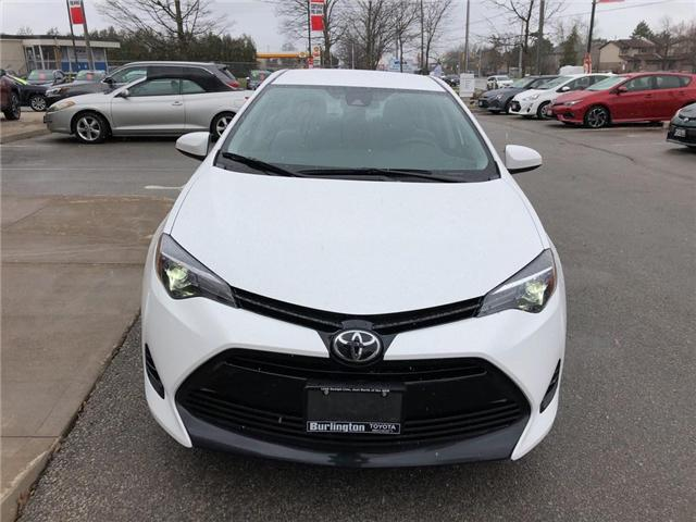 2017 Toyota Corolla CE (Stk: U10640) in Burlington - Image 8 of 18