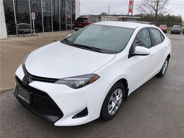 2017 Toyota Corolla CE (Stk: U10640) in Burlington - Image 9 of 18