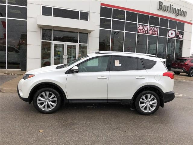 2015 Toyota RAV4 Limited (Stk: U10638) in Burlington - Image 2 of 20