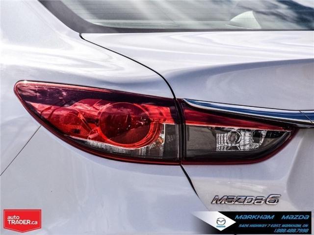 2016 Mazda MAZDA6 GS (Stk: G180598A) in Markham - Image 5 of 30