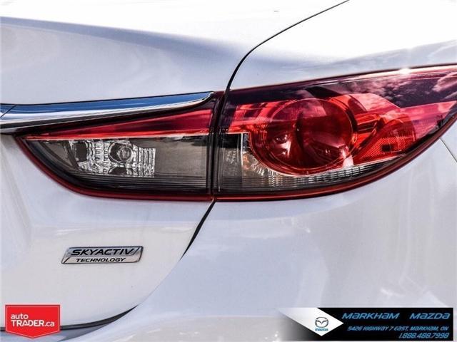 2016 Mazda MAZDA6 GS (Stk: G180598A) in Markham - Image 7 of 30