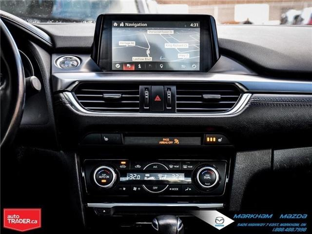 2016 Mazda MAZDA6 GS (Stk: G180598A) in Markham - Image 17 of 30