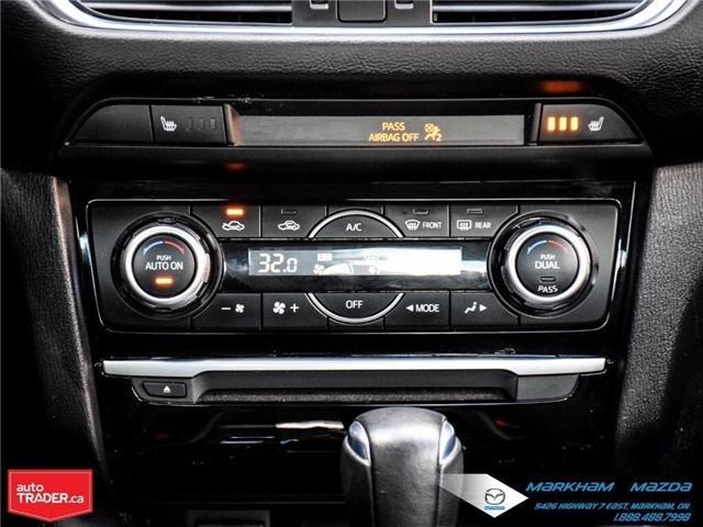 2016 Mazda MAZDA6 GS (Stk: G180598A) in Markham - Image 20 of 30