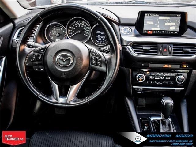2016 Mazda MAZDA6 GS (Stk: G180598A) in Markham - Image 23 of 30