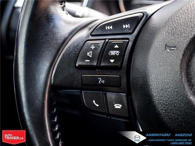 2016 Mazda MAZDA6 GS (Stk: G180598A) in Markham - Image 24 of 30