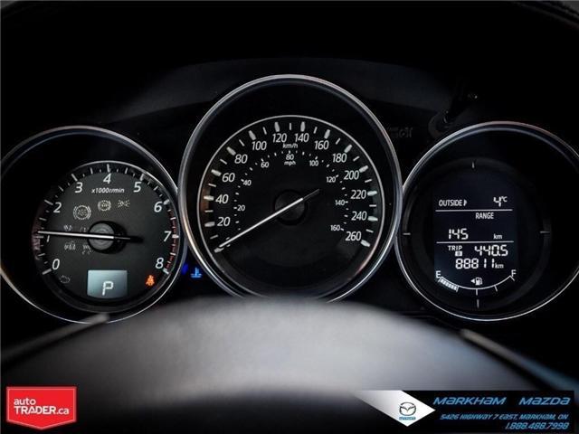 2016 Mazda MAZDA6 GS (Stk: G180598A) in Markham - Image 25 of 30