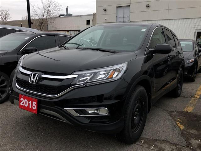 2015 Honda CR-V EX (Stk: 57272A) in Scarborough - Image 3 of 10
