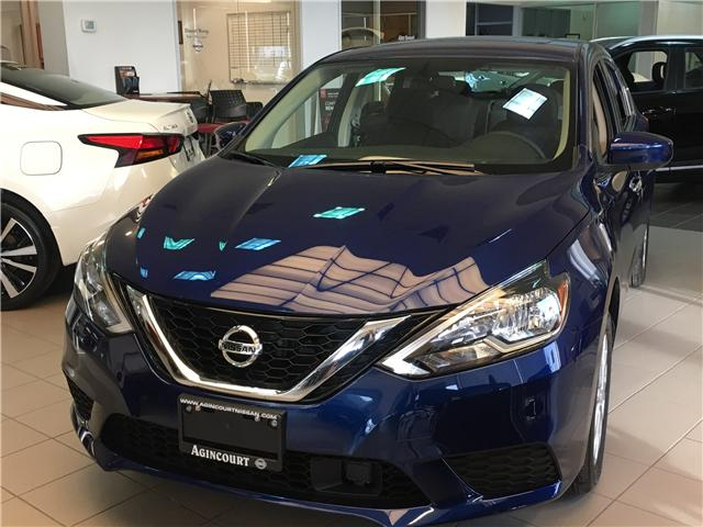 2019 Nissan Sentra 1.8 SV (Stk: D249308A) in Scarborough - Image 1 of 7