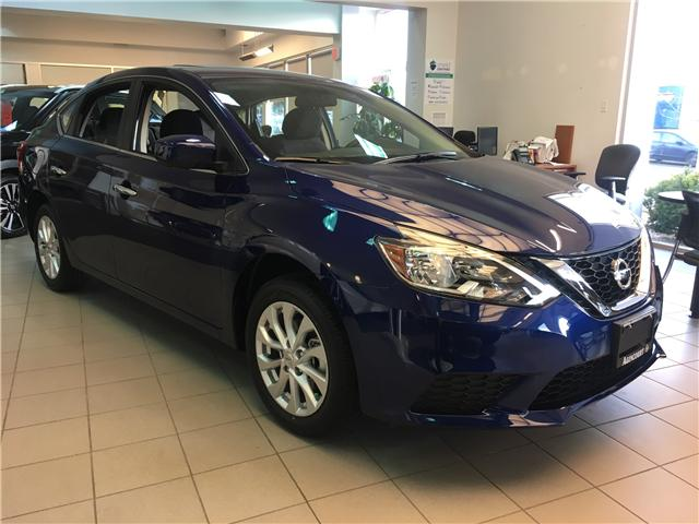 2019 Nissan Sentra 1.8 SV (Stk: D249308A) in Scarborough - Image 2 of 7
