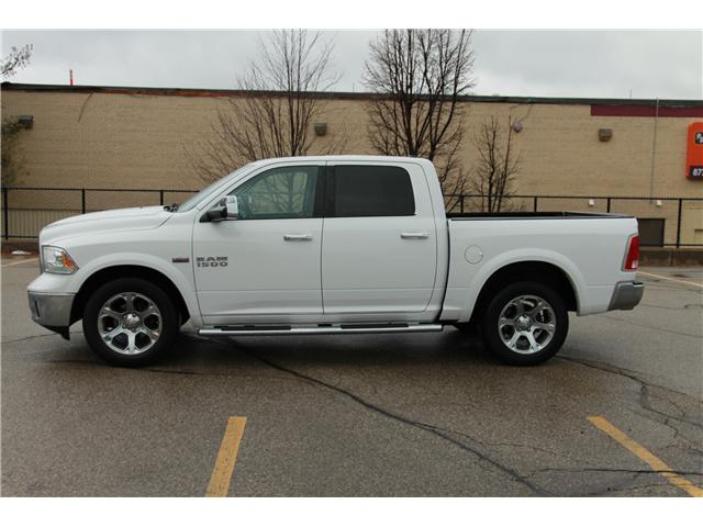 2015 RAM 1500 Laramie (Stk: 1904140) in Waterloo - Image 2 of 24