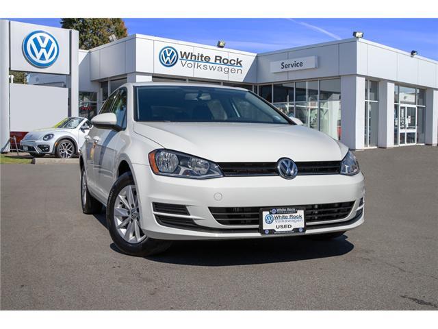 2017 Volkswagen Golf 1.8 TSI Trendline (Stk: HG034872) in Vancouver - Image 1 of 26