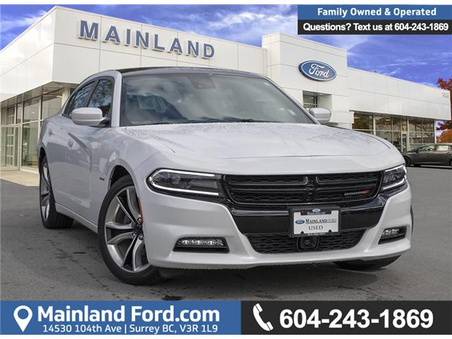 2015 Dodge Charger R/T (Stk: 8ED3796A) in Surrey - Image 1 of 30