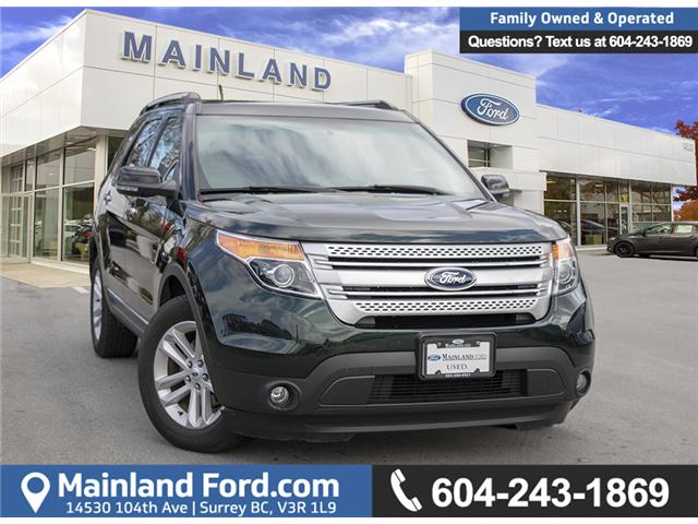 2013 Ford Explorer XLT (Stk: P6738) in Surrey - Image 1 of 26