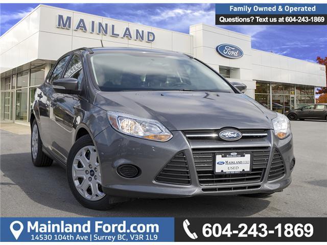 2014 Ford Focus SE (Stk: 8ES4755A) in Surrey - Image 1 of 28