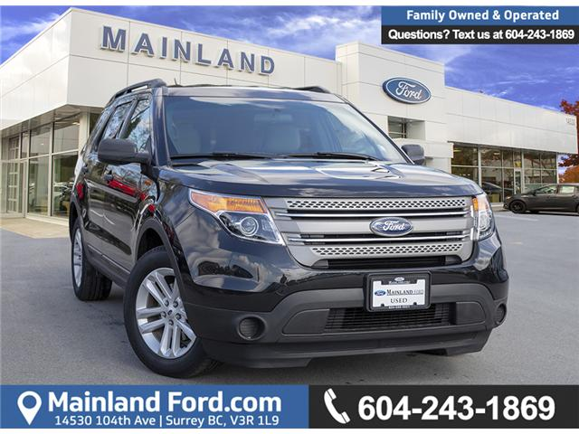 2015 Ford Explorer Base (Stk: 8F13672A) in Surrey - Image 1 of 30