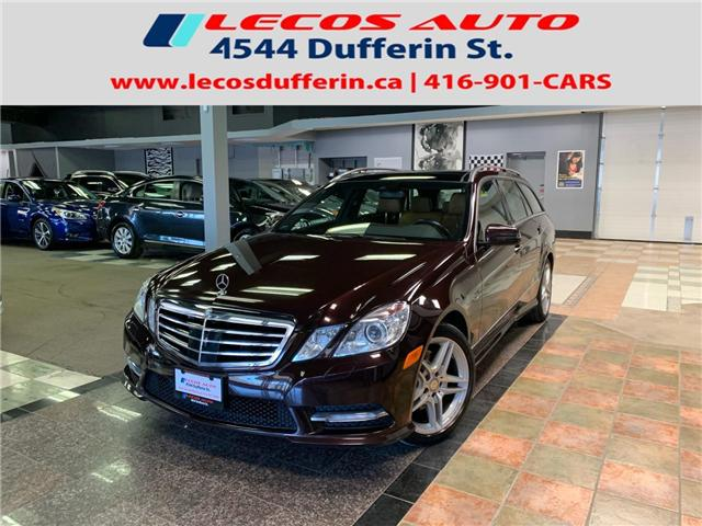 2012 Mercedes-Benz E-Class Base (Stk: 554029) in Toronto - Image 1 of 15