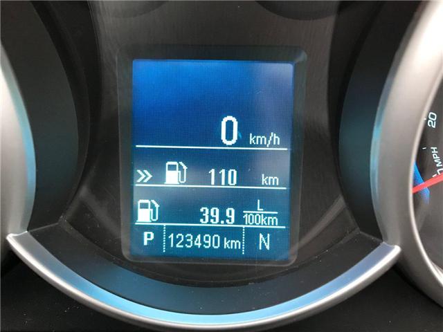 2012 Chevrolet Cruze LT Turbo (Stk: P356395) in Saint John - Image 14 of 29