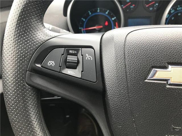 2012 Chevrolet Cruze LT Turbo (Stk: P356395) in Saint John - Image 16 of 29