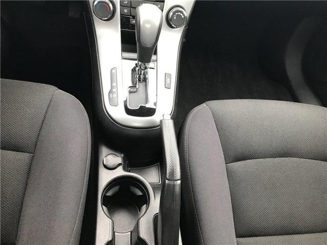 2012 Chevrolet Cruze LT Turbo (Stk: P356395) in Saint John - Image 20 of 29