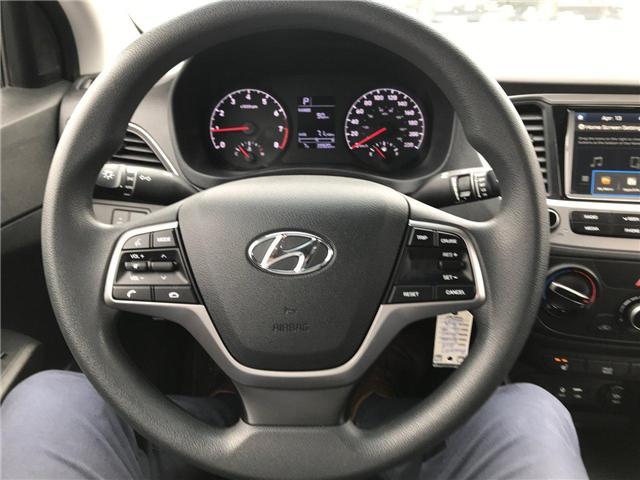 2018 Hyundai Accent GL (Stk: P005097) in Saint John - Image 14 of 30