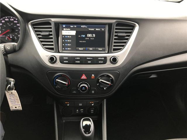 2018 Hyundai Accent GL (Stk: P005097) in Saint John - Image 18 of 30