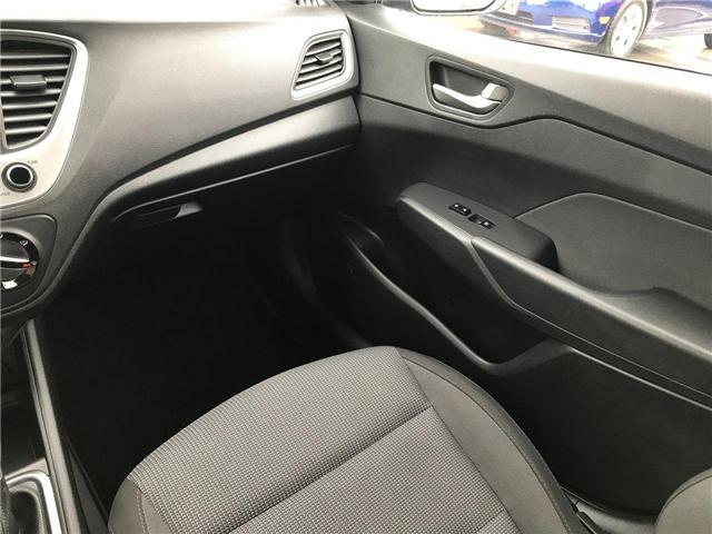 2018 Hyundai Accent GL (Stk: P005097) in Saint John - Image 25 of 30