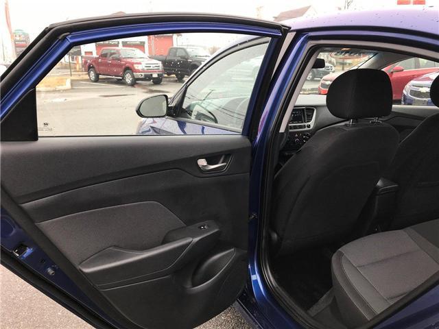 2018 Hyundai Accent GL (Stk: P005097) in Saint John - Image 26 of 30