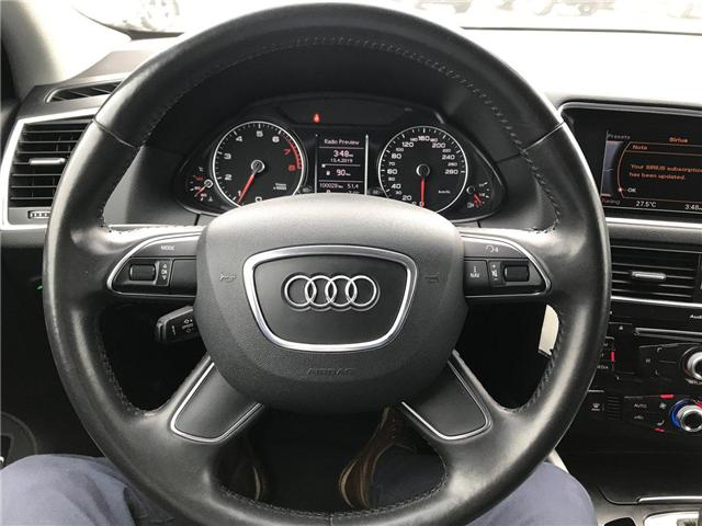 2013 Audi Q5 2.0T (Stk: P015813) in Saint John - Image 19 of 37