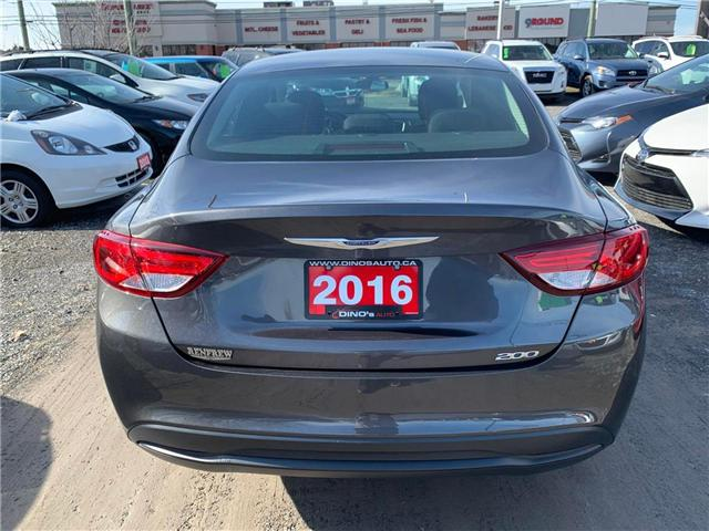 2016 Chrysler 200 LX (Stk: 195869) in Orleans - Image 3 of 25