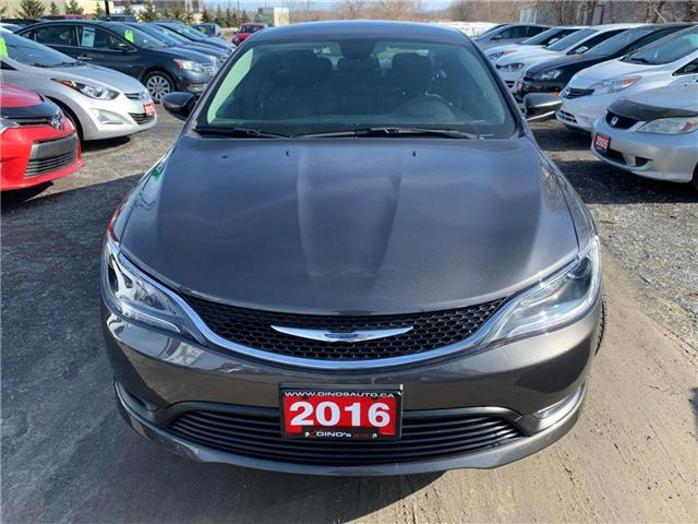 2016 Chrysler 200 LX (Stk: 195869) in Orleans - Image 6 of 25
