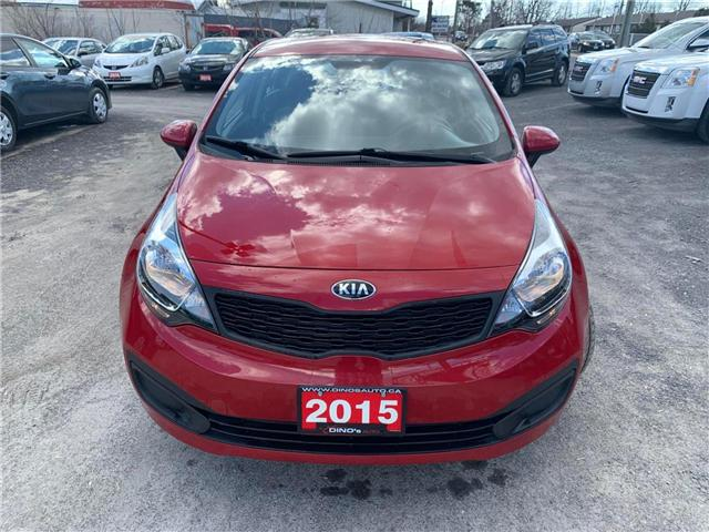 2015 Kia Rio  (Stk: 471127) in Orleans - Image 6 of 27
