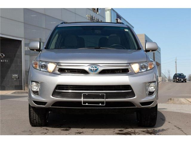 2011 Toyota Highlander Hybrid Limited (Stk: P0797A) in Ajax - Image 2 of 26
