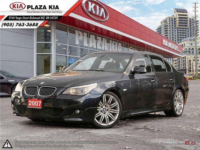 2007 BMW 550i  (Stk: 1111) in Richmond Hill - Image 1 of 27
