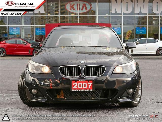 2007 BMW 550i  (Stk: 1111) in Richmond Hill - Image 2 of 27