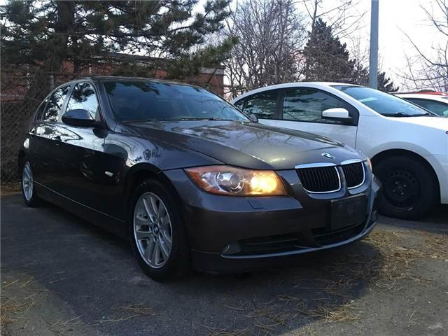 2007 BMW 328  (Stk: W0095A) in Burlington - Image 2 of 16