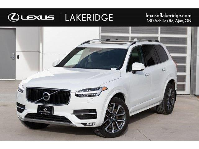 2018 Volvo XC90 T6 Momentum (Stk: L19273A) in Toronto - Image 1 of 30