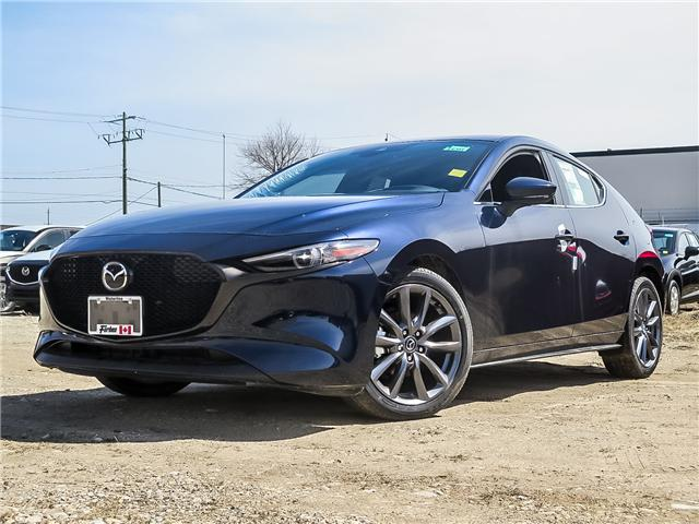 2019 Mazda Mazda3 GT (Stk: A6477) in Waterloo - Image 1 of 19