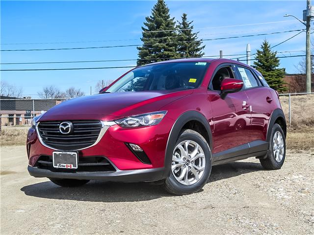 2019 Mazda CX-3 GS (Stk: G6492) in Waterloo - Image 1 of 18