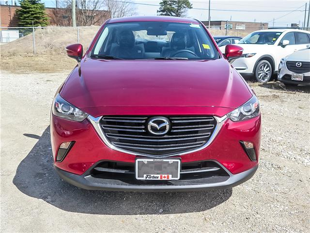 2019 Mazda CX-3 GS (Stk: G6492) in Waterloo - Image 2 of 18