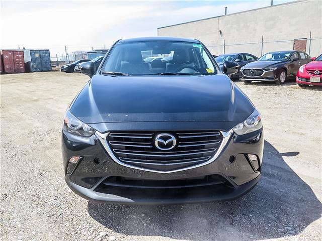 2019 Mazda CX-3 GS (Stk: G6523) in Waterloo - Image 2 of 16