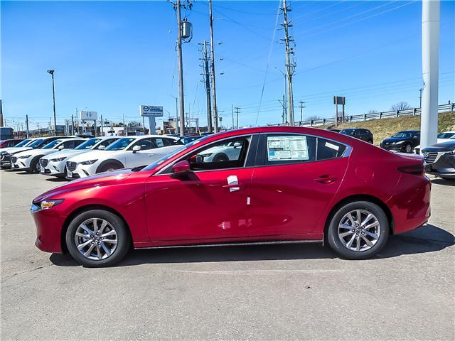 2019 Mazda Mazda3  (Stk: A6544) in Waterloo - Image 8 of 19