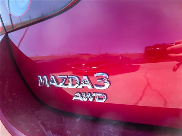 2019 Mazda Mazda3  (Stk: A6544) in Waterloo - Image 17 of 19