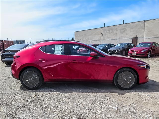 2019 Mazda Mazda3  (Stk: A6562) in Waterloo - Image 4 of 17